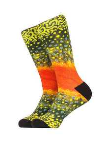 Brook Trout Socks