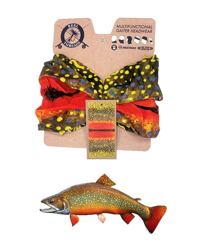 Brook Trout Buff