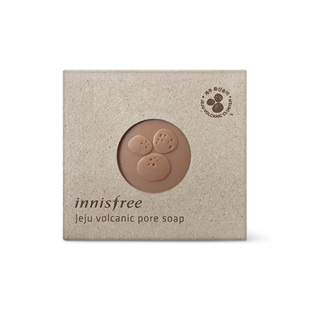 Innisfree Volcanic Pore Soap 100g