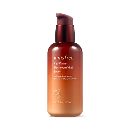 Innisfree Cauliflower Mushroom Vital Lotion 160ml