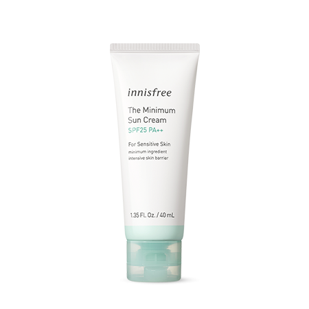 Innisfree the minimum sun cream SPF25,PA++