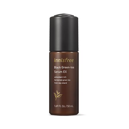 Innisfree Black Green Tea Serum 50ml