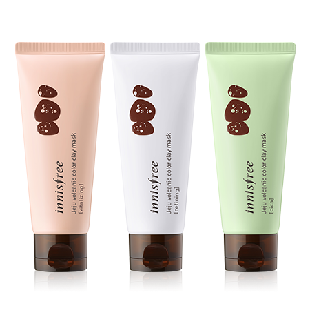 Innisfree Skincare Jeju Volcanic Color Pore Clay Mask