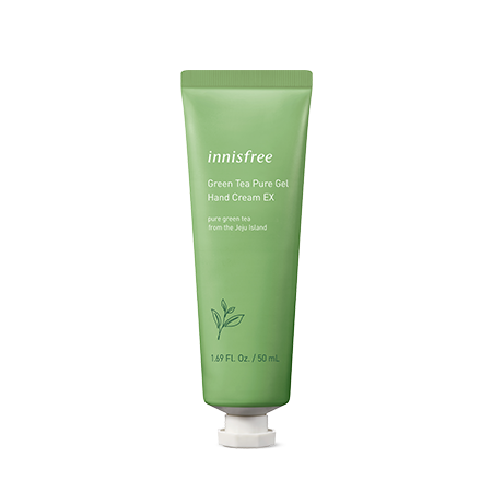 Innisfree Green Tea Pure Gel Hand Cream 50ml