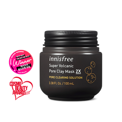 Innisfree Super Volcanic Pore Clay Mask 2X Active
