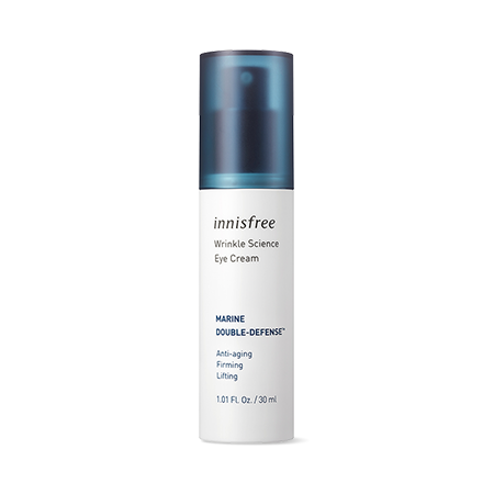 wrinkle science eye cream