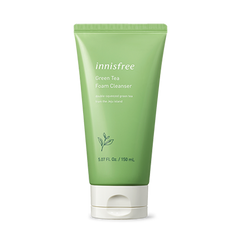 Innisfree Green Tea Foam Cleanser 150ml