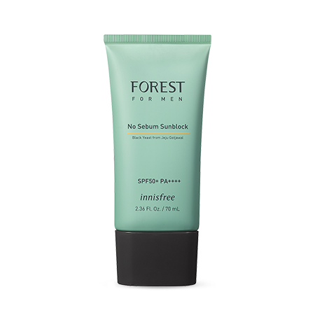 Innisfree Forest for Men No Sebum Sunblock SPF50+ PA++++