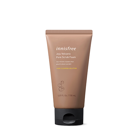Innisfree Volcanic Pore Scrub Foam 150ml