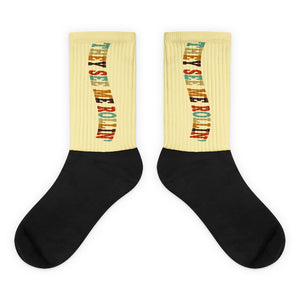 They See Me Rollin' Socks-Marching Arts Merchandise-L-Marching Arts Merchandise