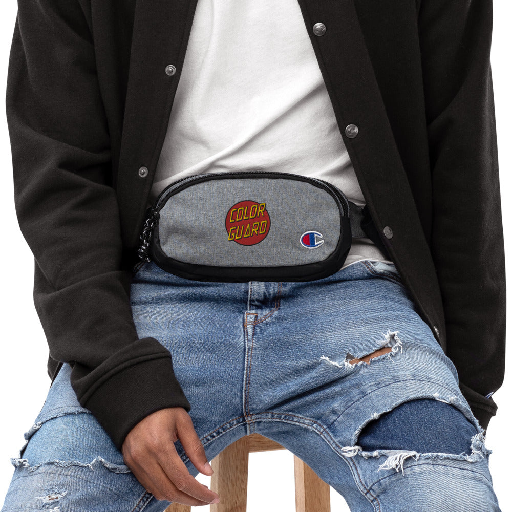 Color Cruz Champion Fanny Pack-Marching Arts Merchandise-Marching Arts Merchandise
