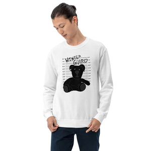 Winter Teddy Color Guard Unisex Sweatshirt-Marching Arts Merchandise-Marching Arts Merchandise