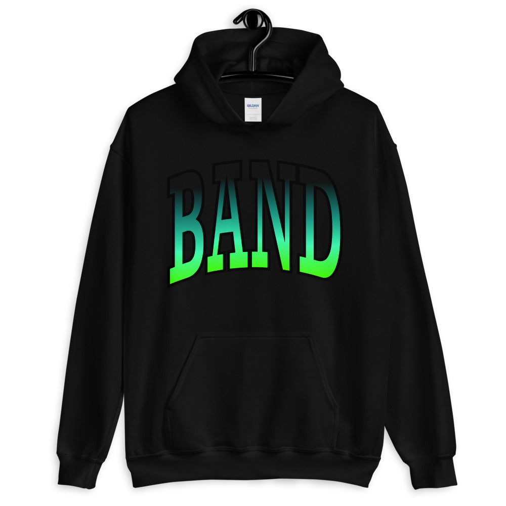 Ombre Band Unisex Hoodie-Marching Arts Merchandise-Marching Arts Merchandise