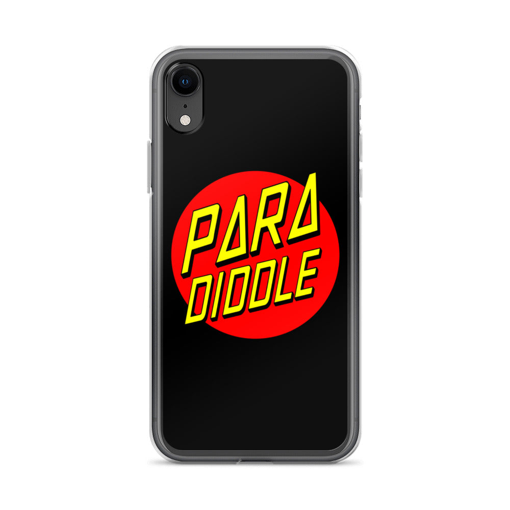 Para Cruz iPhone Case-Marching Arts Merchandise-iPhone XR-Marching Arts Merchandise