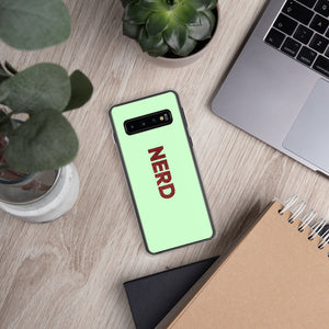 Nerd Samsung Case-Marching Arts Merchandise-Samsung Galaxy S10-Marching Arts Merchandise