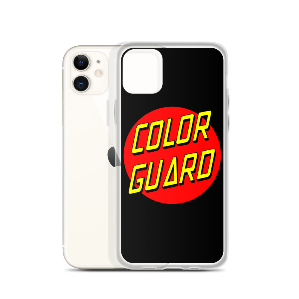 Color Cruz iPhone Case-Marching Arts Merchandise-Marching Arts Merchandise