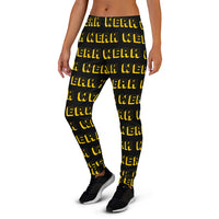 WERK Women's Joggers - Marching Arts Merchandise -  - Marching Arts Merchandise - Marching Arts Merchandise - band percussion color guard clothing accessories home goods