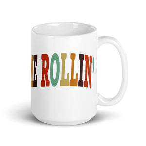 They See Me Rollin' Mug-Marching Arts Merchandise-15oz-Marching Arts Merchandise