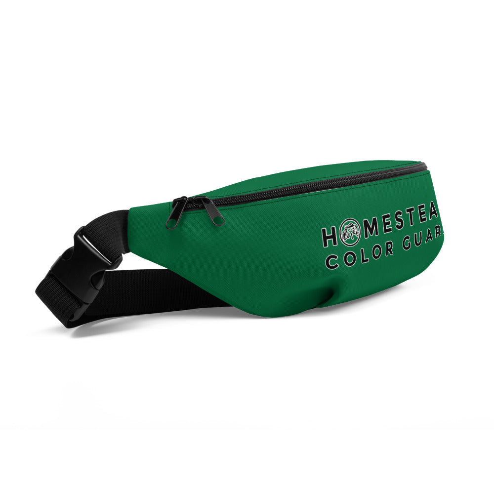 Homestead Color Guard Fanny Pack-Marching Arts Merchandise-Marching Arts Merchandise