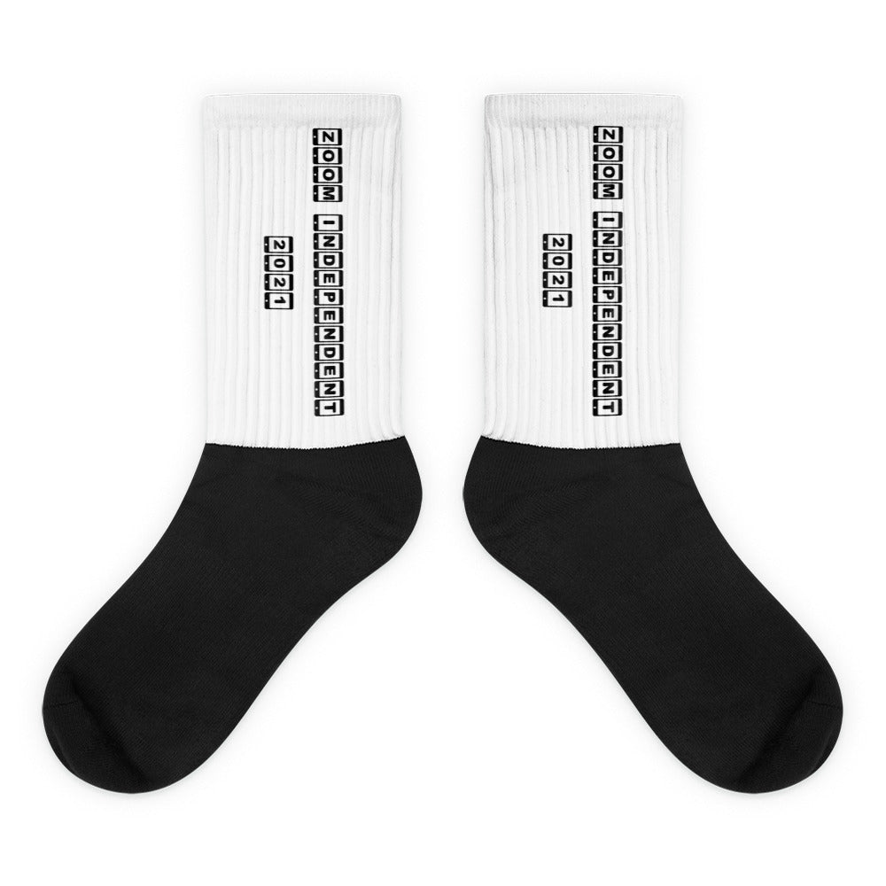 Zoom Independent Socks-Marching Arts Merchandise-L-Marching Arts Merchandise