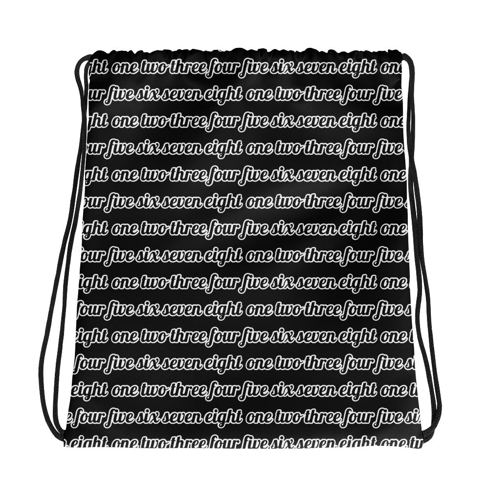 Count Drawstring Bag - Marching Arts Merchandise