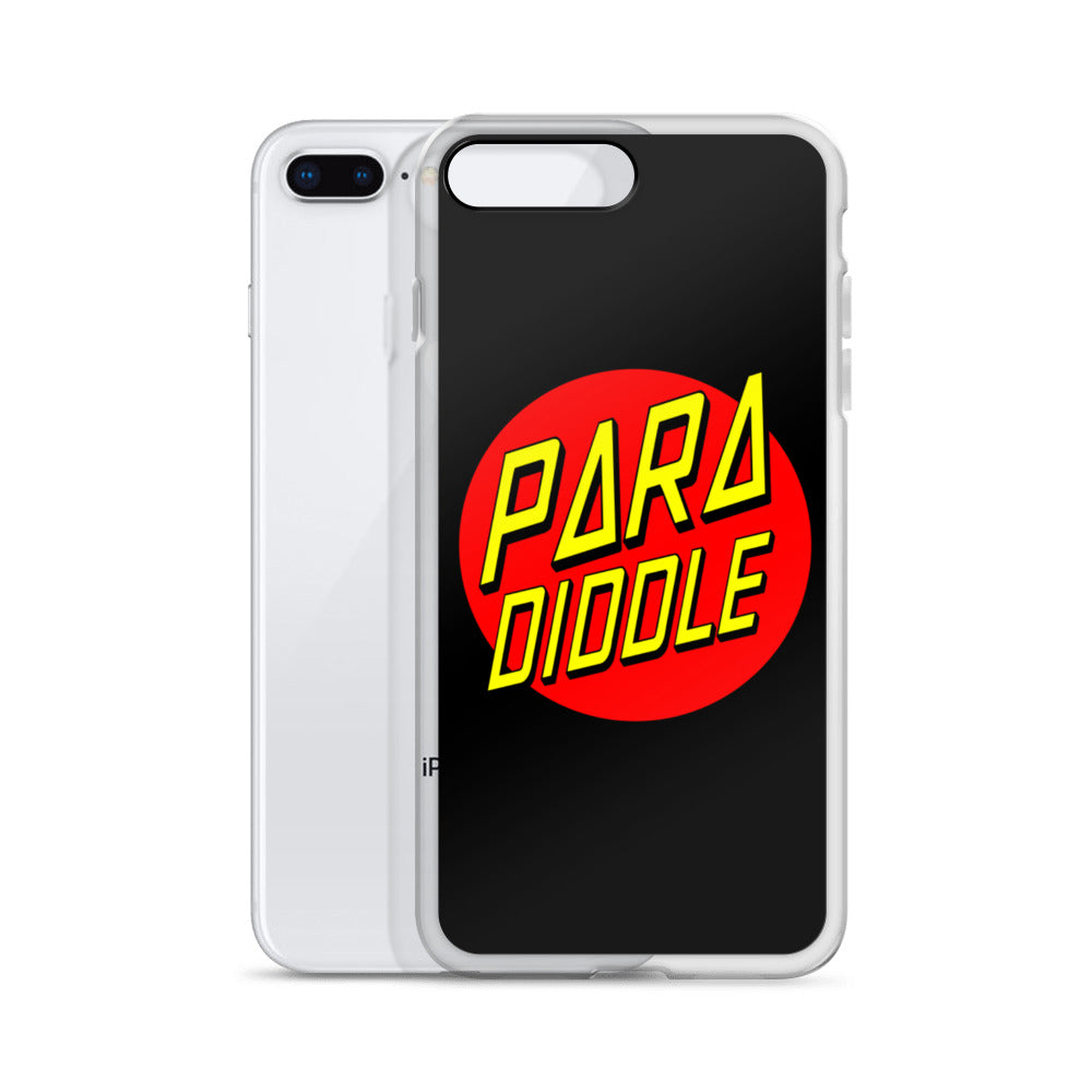 Para Cruz iPhone Case-Marching Arts Merchandise-Marching Arts Merchandise