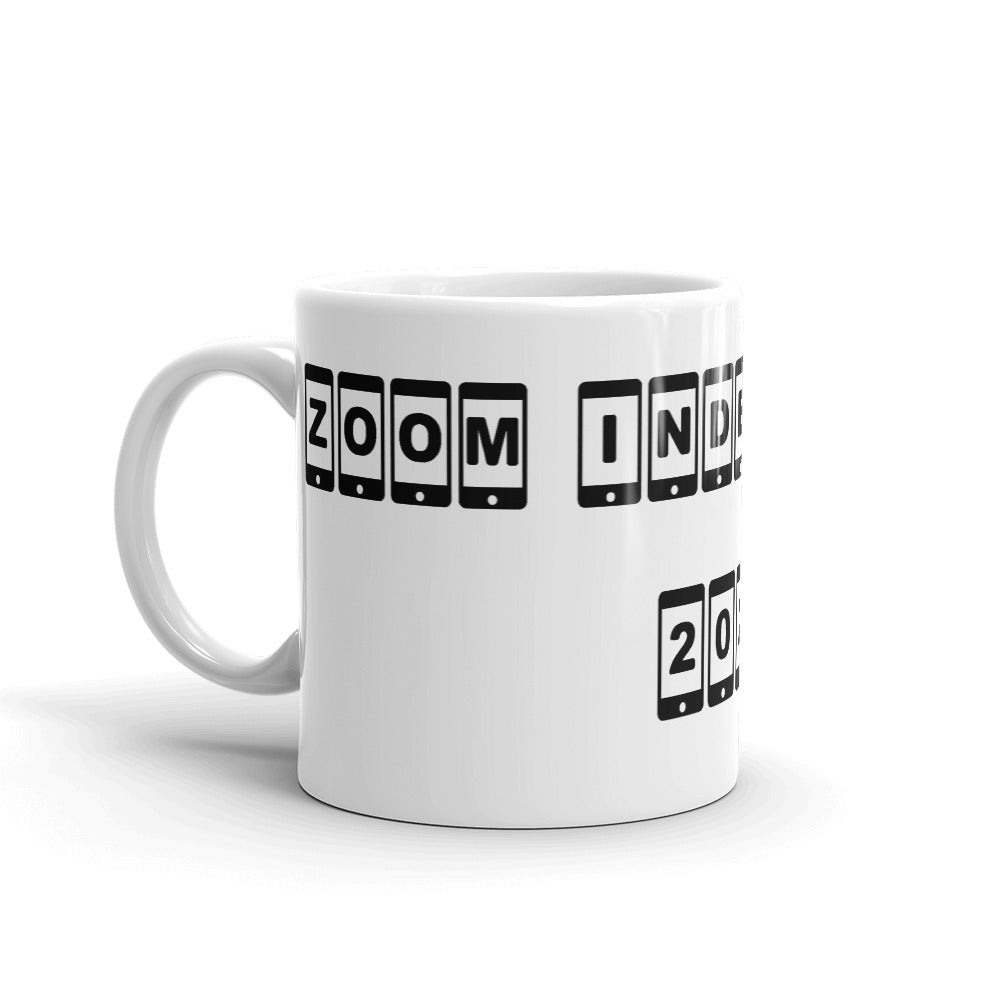 Zoom Independent Mug-Marching Arts Merchandise-Marching Arts Merchandise