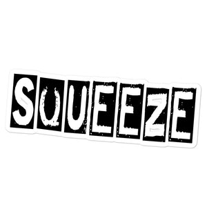 Squeeze Bubble-Free Stickers-Marching Arts Merchandise-5.5x5.5-Marching Arts Merchandise