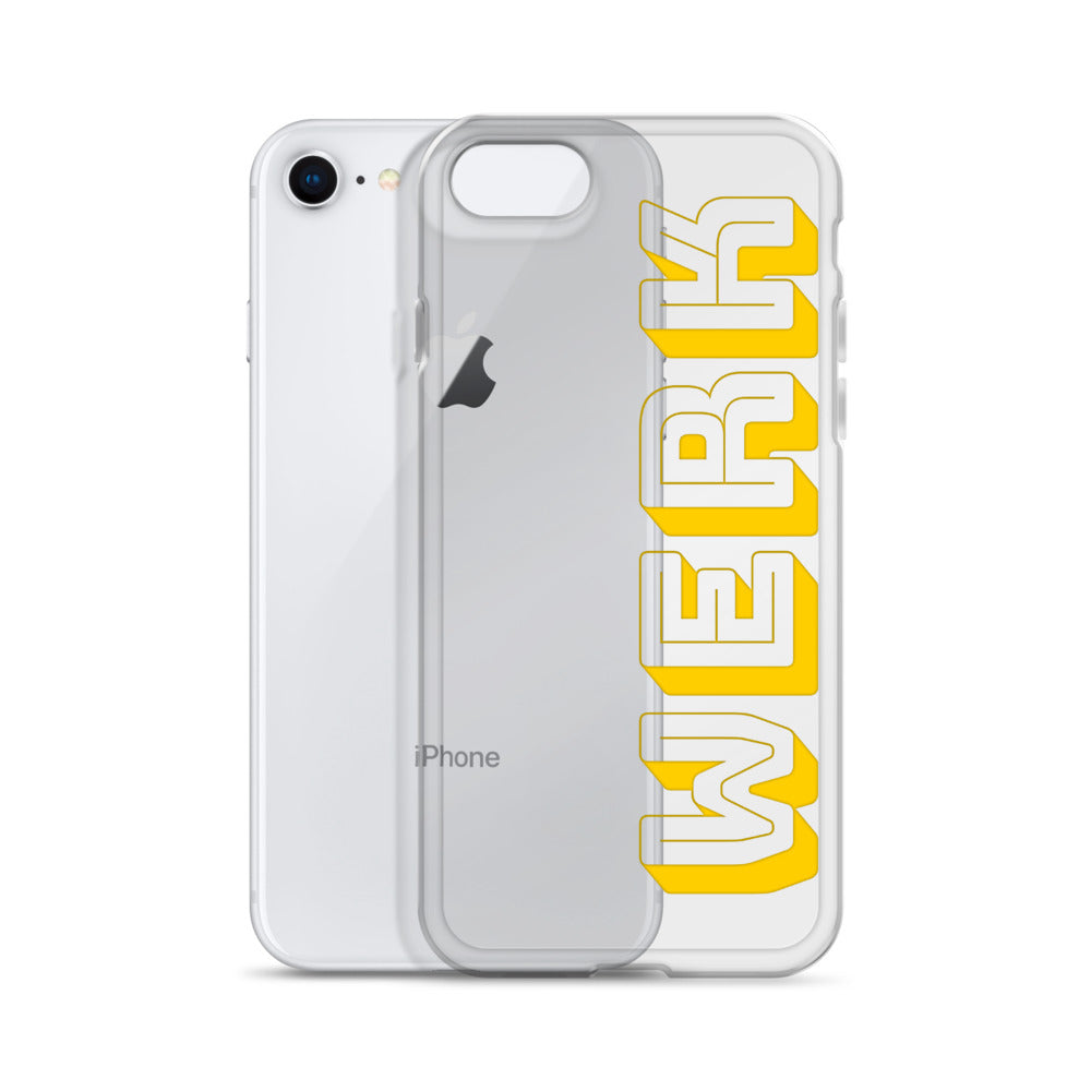 WERK iPhone Case - Marching Arts Merchandise