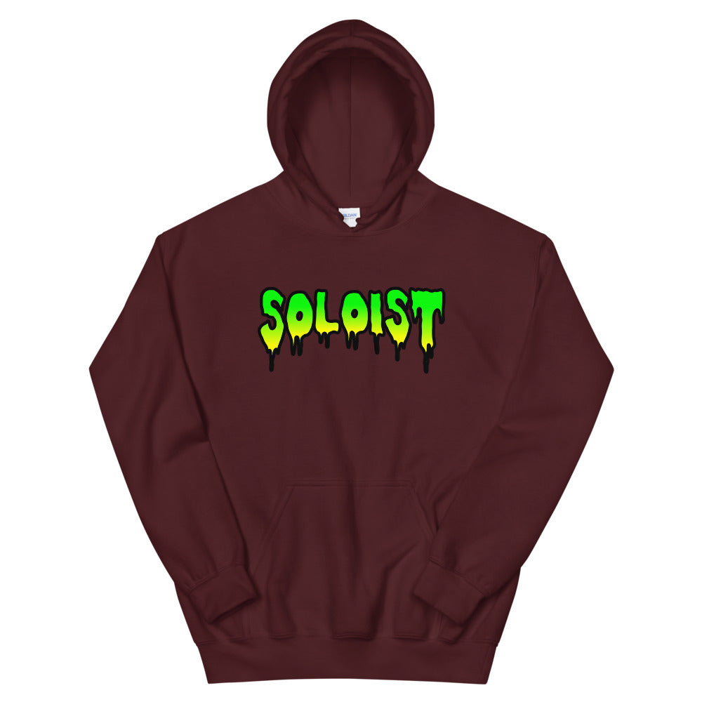 Soloist Unisex Hoodie-Marching Arts Merchandise-Maroon-S-Marching Arts Merchandise