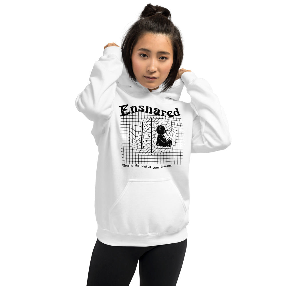 Teddy Snare Unisex Hoodie-Marching Arts Merchandise-Marching Arts Merchandise