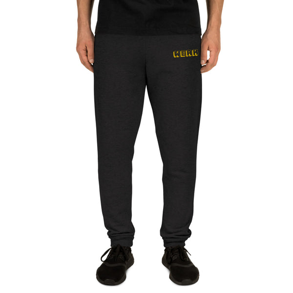 WERK Embroidered Unisex Joggers - Marching Arts Merchandise -  - Marching Arts Merchandise - Marching Arts Merchandise - band percussion color guard clothing accessories home goods