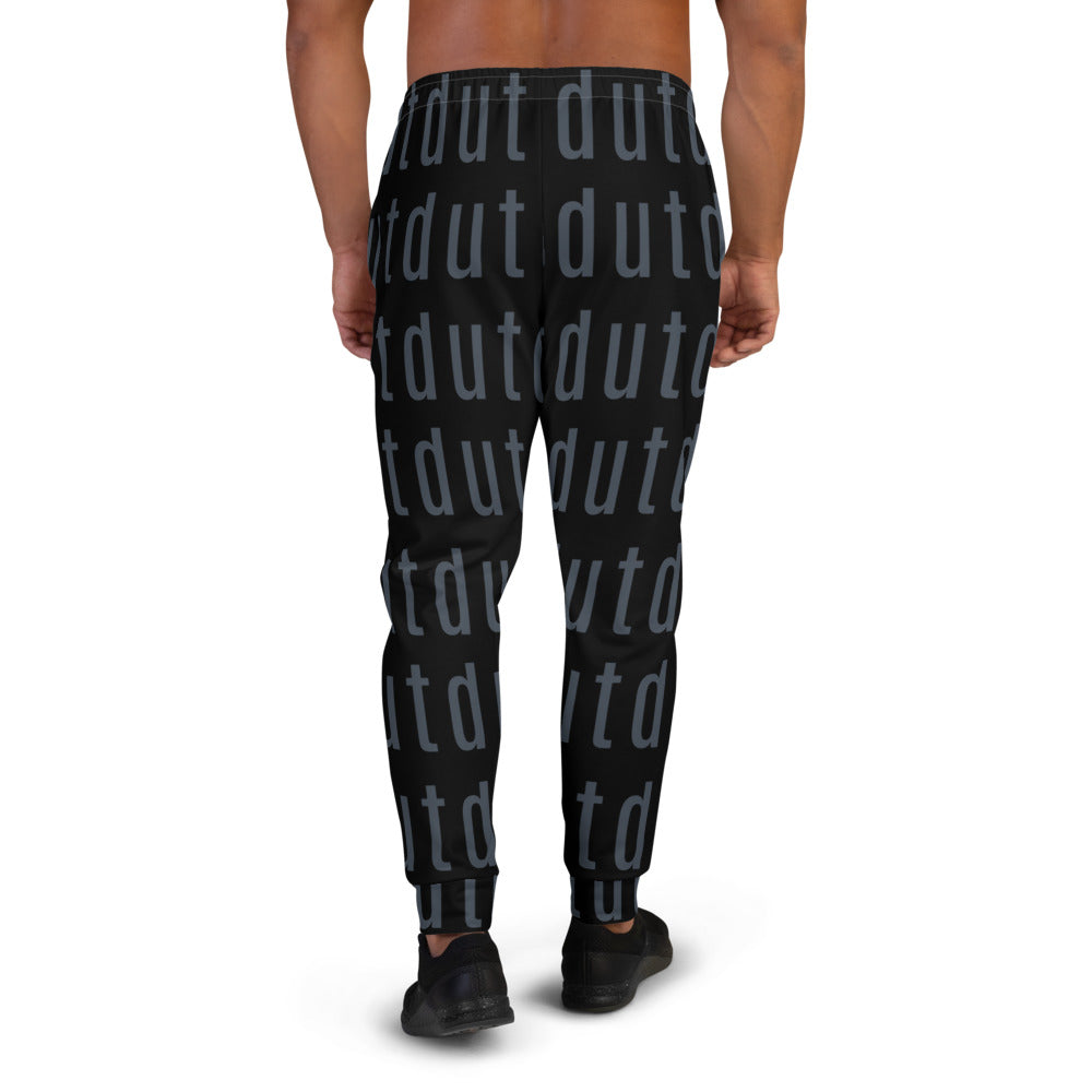 Dut Dut Men's Joggers-Marching Arts Merchandise-Marching Arts Merchandise