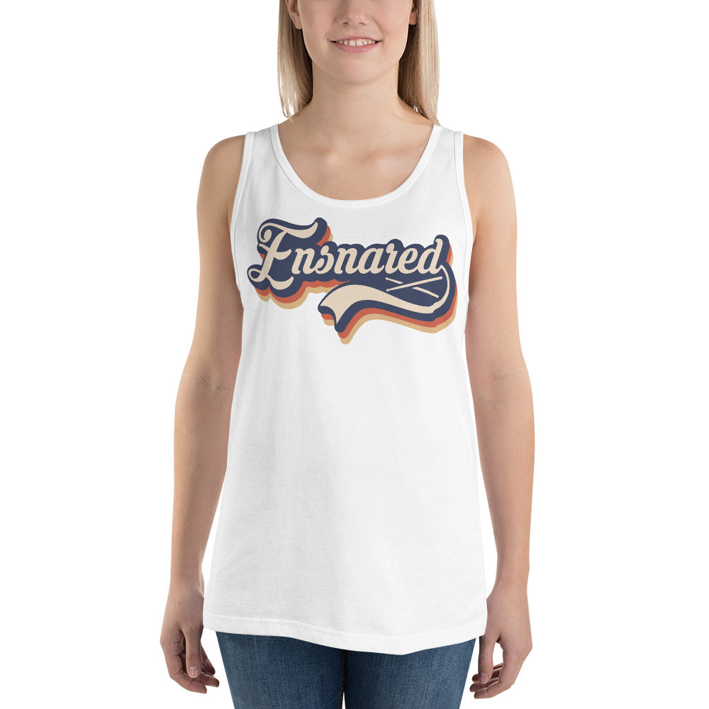 Ensnared Percussion Unisex Tank Top-Marching Arts Merchandise-Marching Arts Merchandise