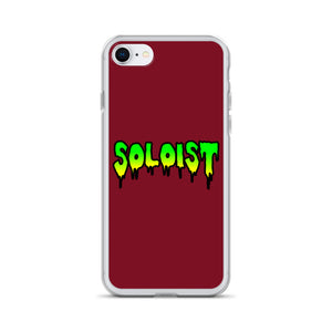 Soloist iPhone Case-Marching Arts Merchandise-iPhone 7/8-Marching Arts Merchandise