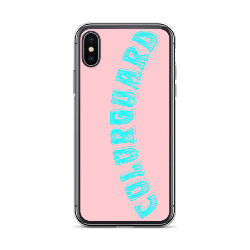 Color Guard iPhone Case-Marching Arts Merchandise-iPhone X/XS-Marching Arts Merchandise