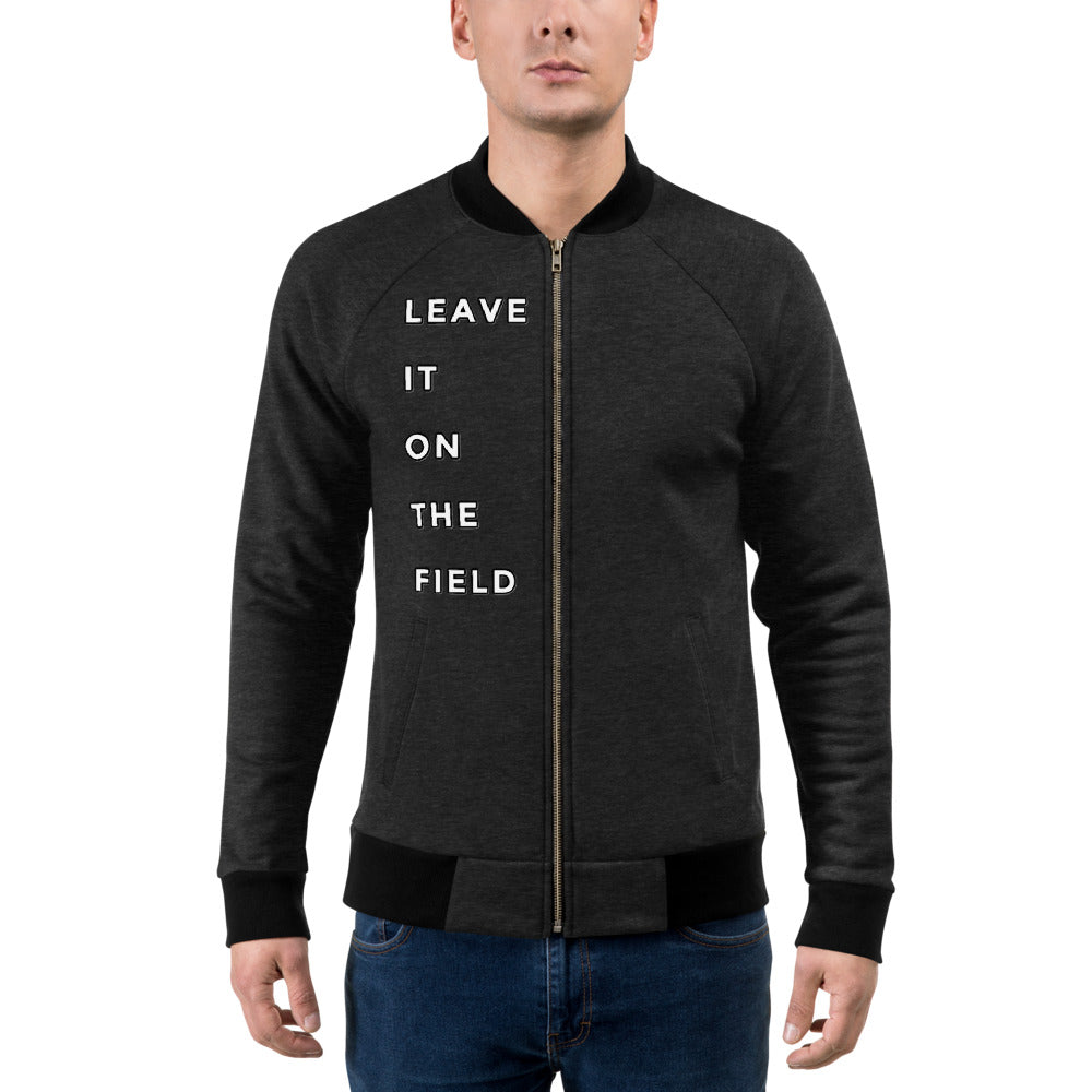 LIOTF Bomber Jacket - Marching Arts Merchandise