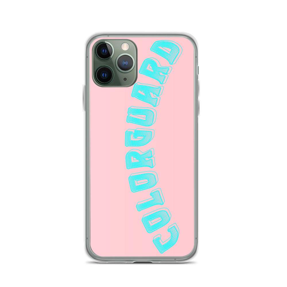 Color Guard iPhone Case-Marching Arts Merchandise-iPhone 11 Pro-Marching Arts Merchandise