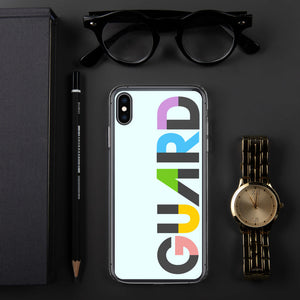 Color Block Guard Color Guard iPhone Case-Phone Case-Marching Arts Merchandise-iPhone XS Max-Marching Arts Merchandise