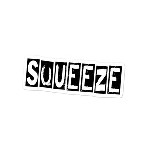 Squeeze Bubble-Free Stickers-Marching Arts Merchandise-4x4-Marching Arts Merchandise