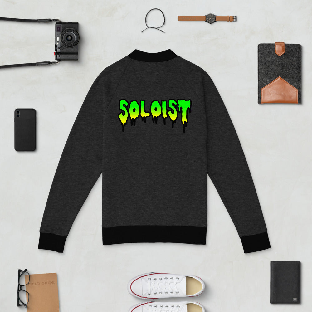 Soloist Bomber Jacket-Marching Arts Merchandise-Marching Arts Merchandise