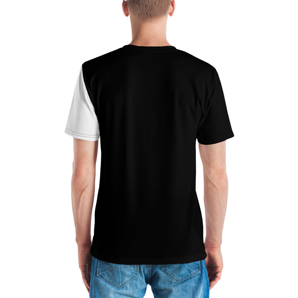 Live Forte Men's T-shirt-Marching Arts Merchandise-Marching Arts Merchandise