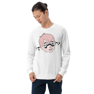 Four Eyed Tenor Percussion Unisex Sweatshirt-Marching Arts Merchandise-Marching Arts Merchandise
