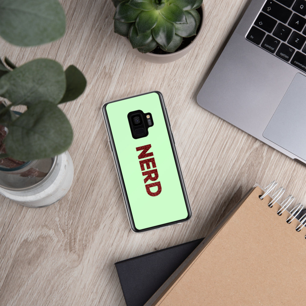 Nerd Samsung Case-Marching Arts Merchandise-Samsung Galaxy S9-Marching Arts Merchandise