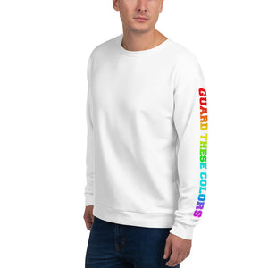 Guard These Colors Pride Unisex Sweatshirt - Marching Arts Merchandise