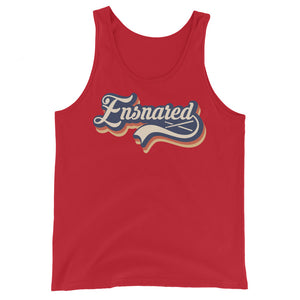Ensnared Percussion Unisex Tank Top-Marching Arts Merchandise-Red-XS-Marching Arts Merchandise
