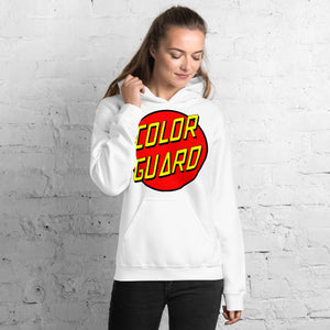 Color Cruz Unisex Hoodie-Marching Arts Merchandise-Marching Arts Merchandise