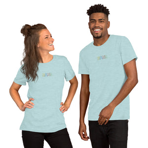 Basic Band Marching Band Embroidered Unisex T-Shirt-Shirt-Marching Arts Merchandise-Marching Arts Merchandise
