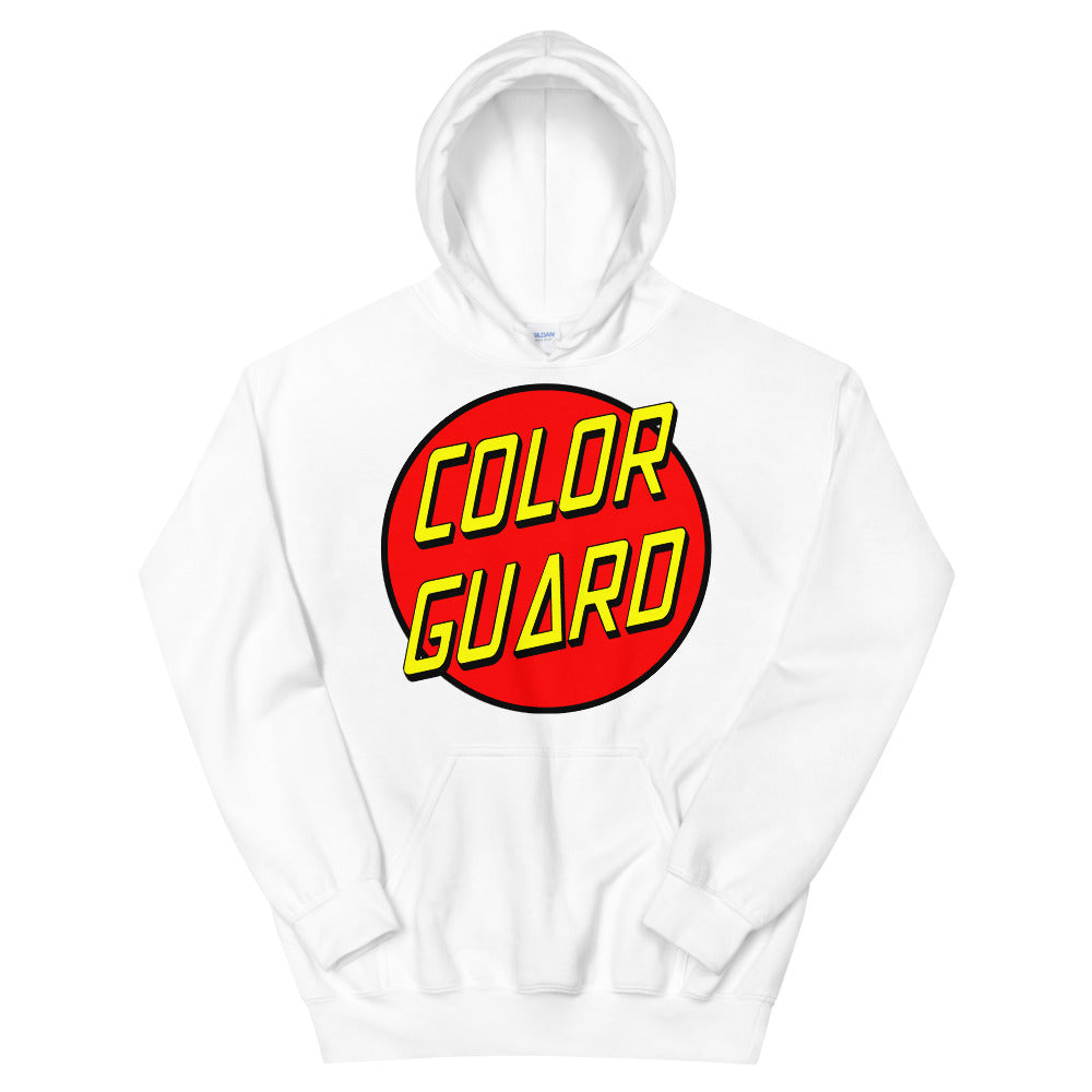 Color Cruz Unisex Hoodie-Marching Arts Merchandise-White-S-Marching Arts Merchandise