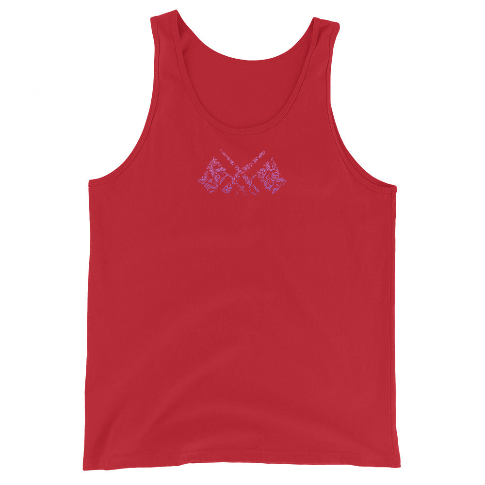 Royal Color Guard Unisex Tank Top-Marching Arts Merchandise-Red-XS-Marching Arts Merchandise